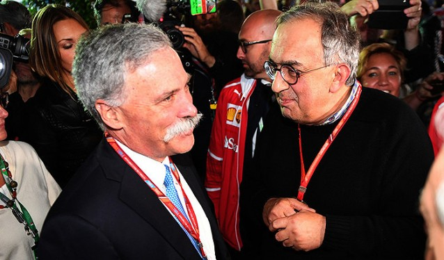 Ferrari amenaza con abandonar la F1 en 2021