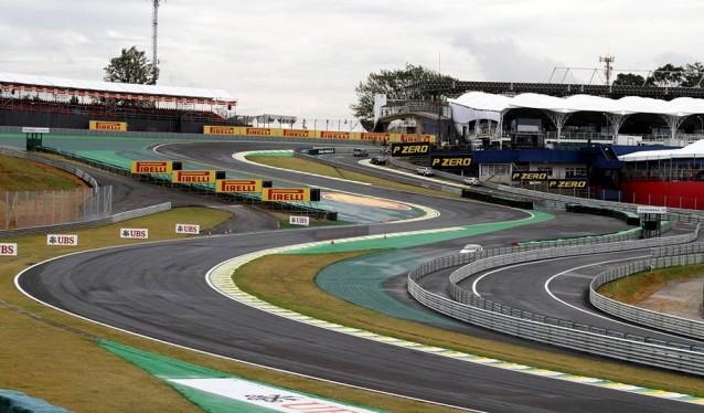 GP Brasil F1 - Previo