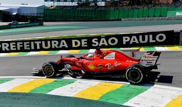 GP Brasil F1 - Calificación