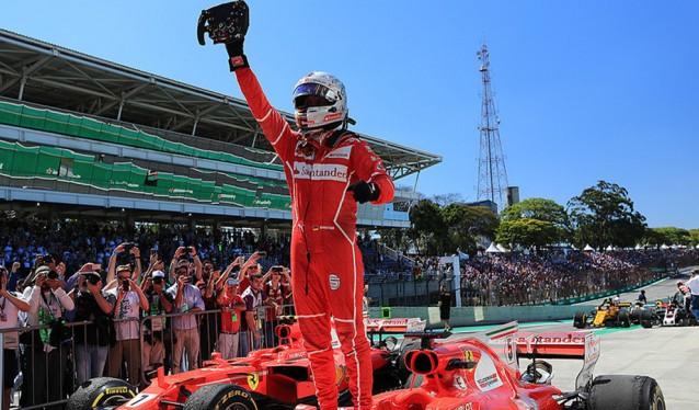GP Brasil F1 - Carrera