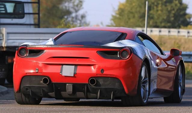 Nuevo Ferrari 488 Speciale