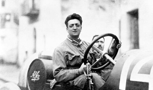 Enzo Ferrari nació hace 120 años