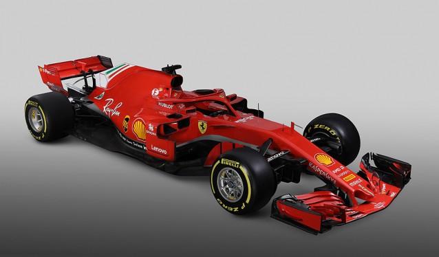 Ferrari presenta su monoplaza para el 2018, el SF71-H