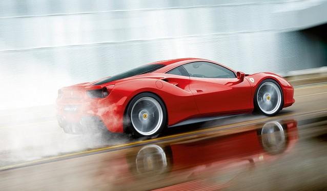 Ferrari presentará su primer híbrido V8 el año que viene