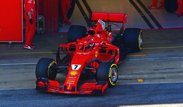 GP de Australia de F1 - Previo Ferrari