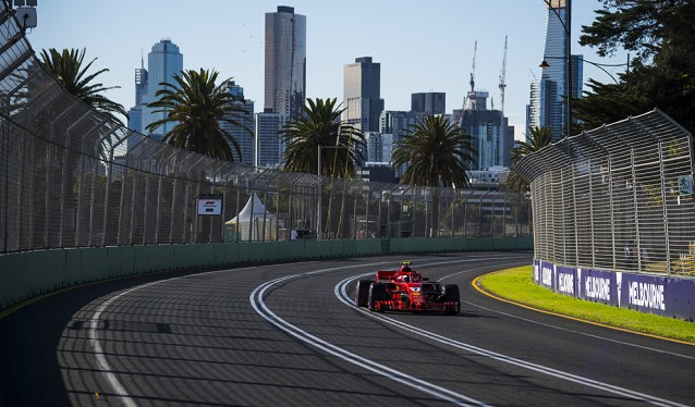 GP de Australia de F1 - Libres del Viernes