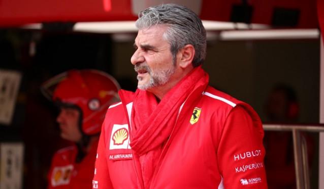 Arrivabene responde a las críticas de que la F1 es aburrida...