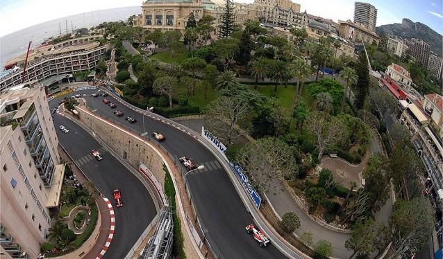 GP de Mónaco de F1 - Previo