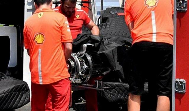 GP de Francia de F1 - Pirelli