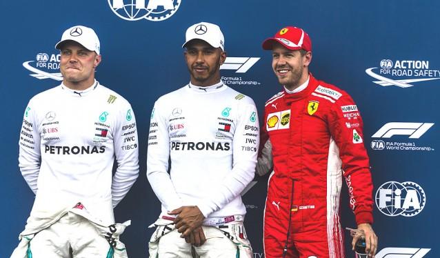 GP de Francia de F1 - Qualy