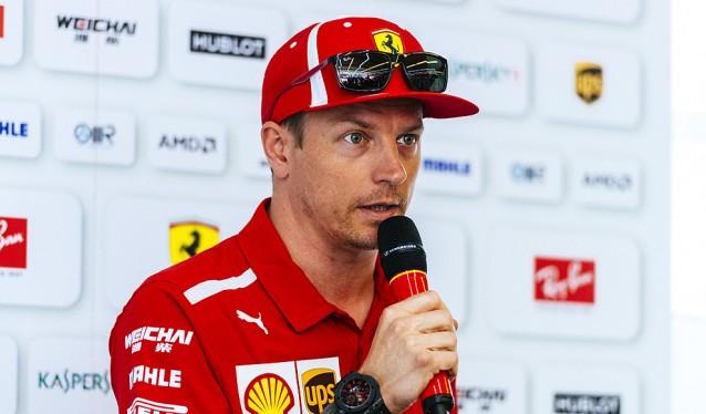 Ferrari renovará una vez más a Kimi ?