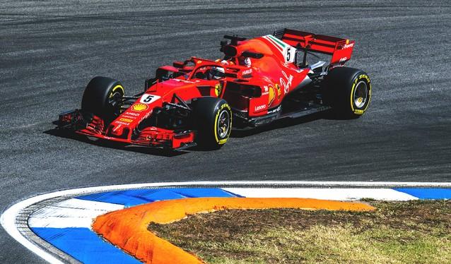 GP de Alemania de F1 - Libres del Viernes