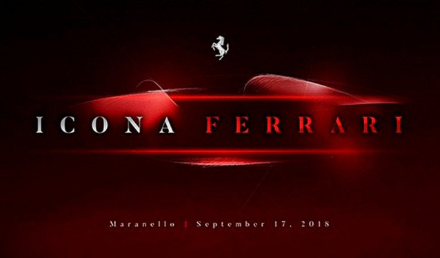 Un nuevo Ferrari está a punto de aparecer