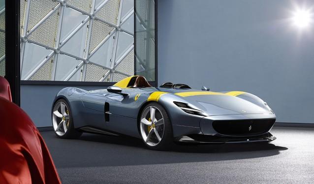 ¡NUEVOS! Ferrari Monza SP1 y SP2