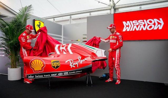 Mission Winnow, nuevo patrocinador de Ferrari