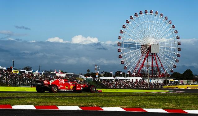 GP de Japón de F1 - Clasificación