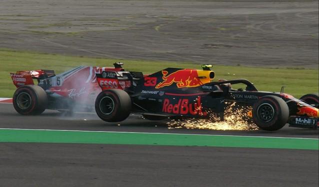 GP de Japón de F1 - Carrera