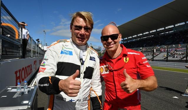 Hakkinen defiende a Vettel