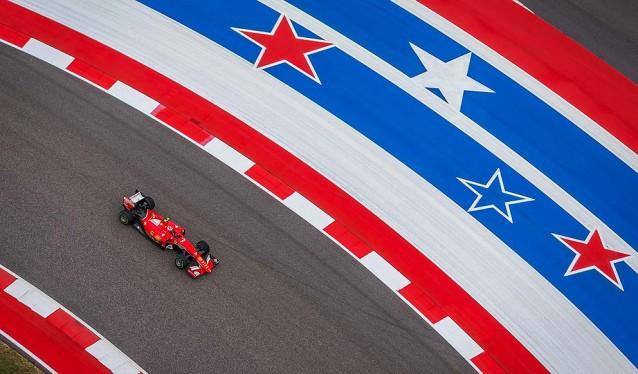 GP de EE.UU. de F1 - Previo