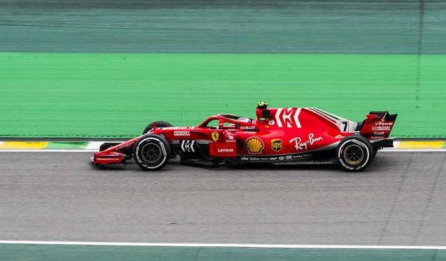 GP de Brasil de F1 - Carrera