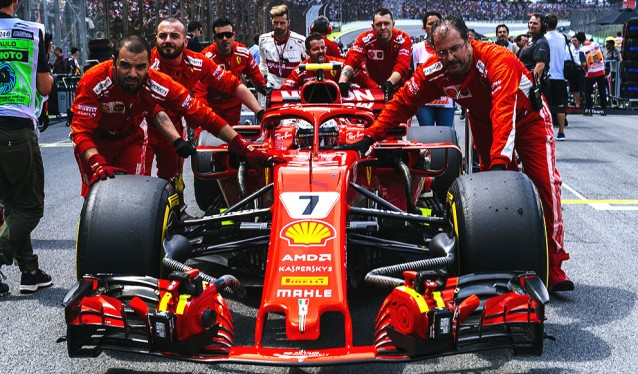Ferrari asume su derrota...