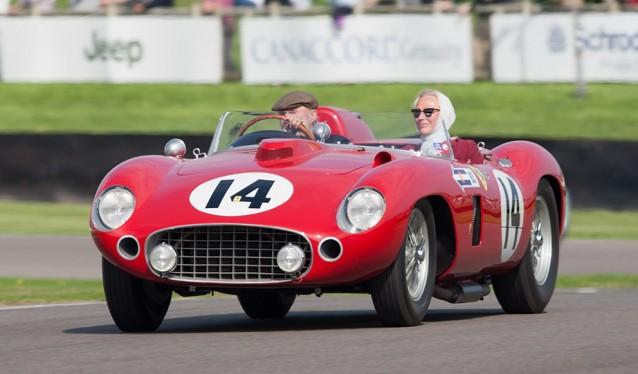 Un Ferrari 290 MM alcanza la cifra de 22 millones de dólares