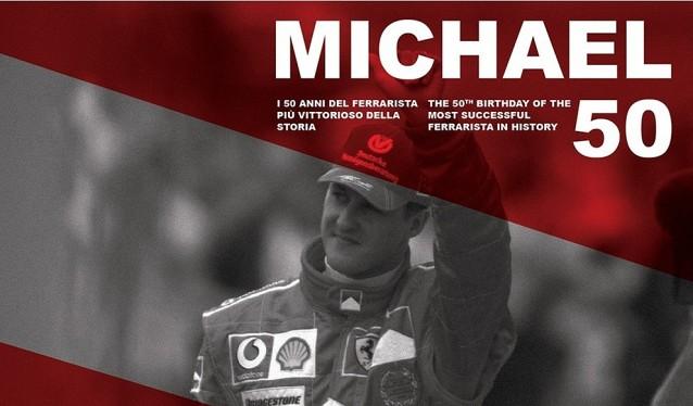 El Museo Ferrari prepara una exposición dedicada a Michael Schumacher