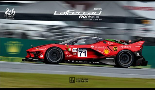 Ferrari se replantea entrar en el WEC para 2021