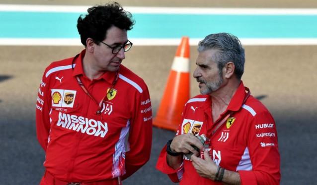 ¡Oficial! Mattia Binotto, es nombrado jefe del equipo Ferrari