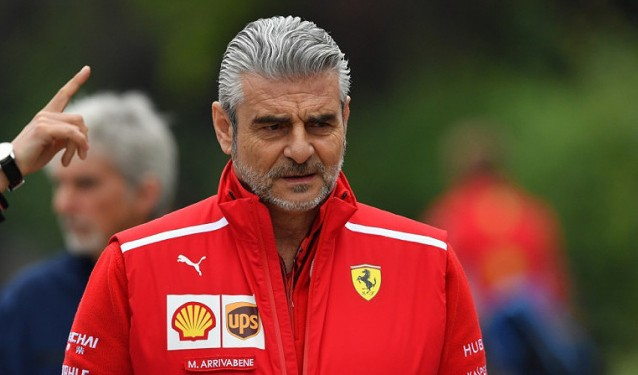 Sergio Marchionne ya planeaba sustituir a Arrivabene