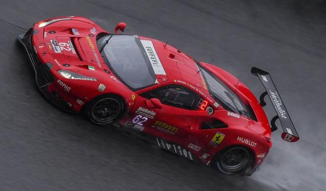 24h de Daytona - Carrera