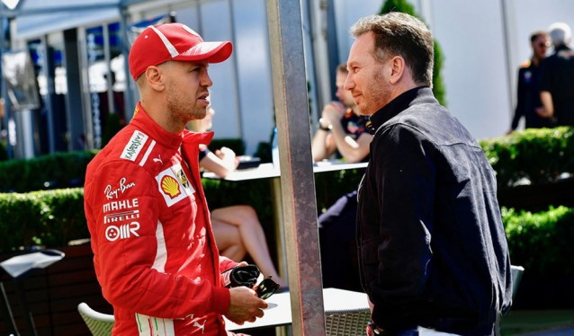 Según Horner, Leclerc puede llevar a Vettel a un nuevo nivel