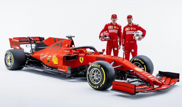 Que pilotos probarán esta semana en Barcelona...