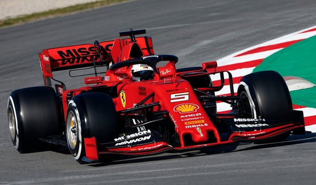 1ª Jornada de Test de Pretemporada de F1 en Barcelona