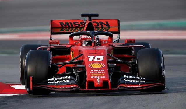 2ª Jornada de Test de Pretemporada de F1 en Barcelona