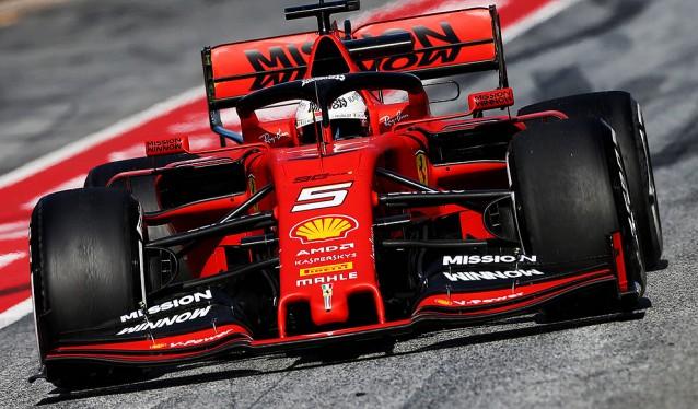 3ª Jornada de Test de Pretemporada de F1 en Barcelona