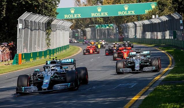 GP de Australia de Fórmula 1 - Carrera