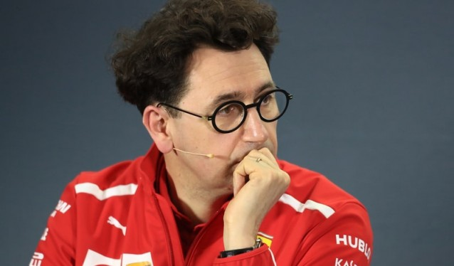 Cual fue el problema de Ferrari en Melbourne?