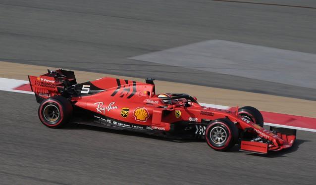 Segunda Jornada de Test de F1 en Bahrein