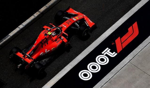 GP de China de F1 - Libres Viernes