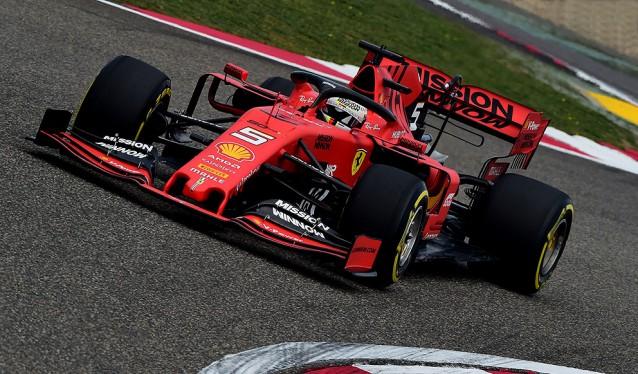 GP de China de F1 - Calificación