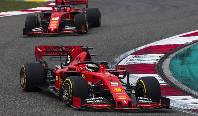 GP de China de F1 - Carrera