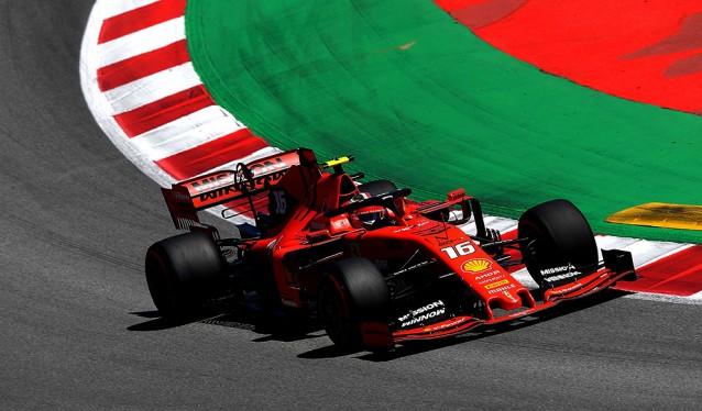 1ª Jornada de Test de F 1 en el Circuit de Barcelona-Catalunya