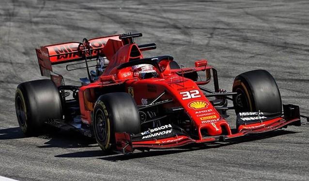2ª Jornada de Test de F 1 en el Circuit de Barcelona-Catalunya