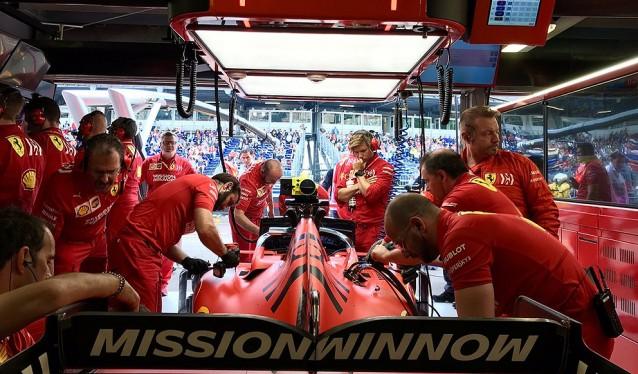 GP de Mónaco de F 1 - Libres del Jueves