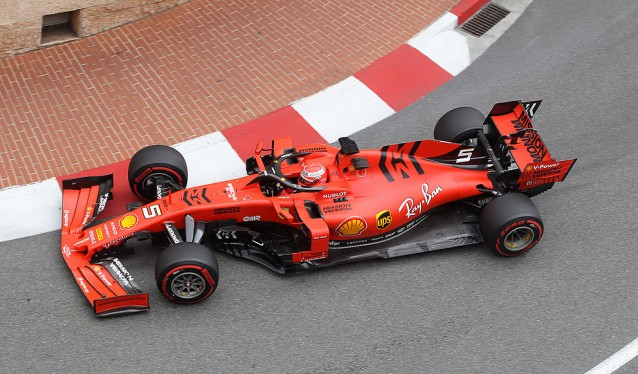GP de Mónaco de F 1 - Calificación