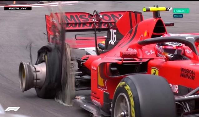 GP de Mónaco de F 1 - Carrera