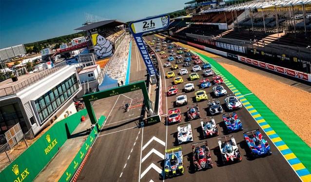 24h de Le Mans 2019 (WEC) - Previo