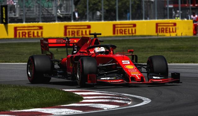 GP de Canadá de F 1 - Calificación