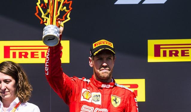 GP de Canadá de F 1 - Carrera